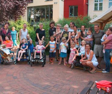 1. CDKL5 Familientreffen Berlin 2014