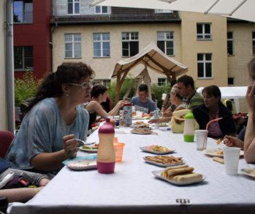 2. CDKL5 Familientreffen Berlin 2015